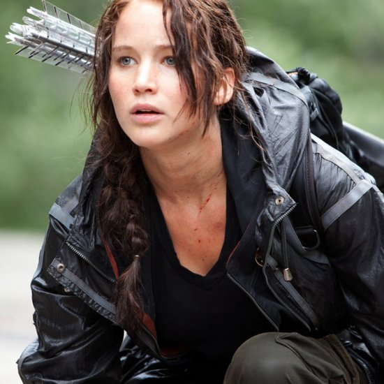 Katniss Everdeen Workout GIFs
