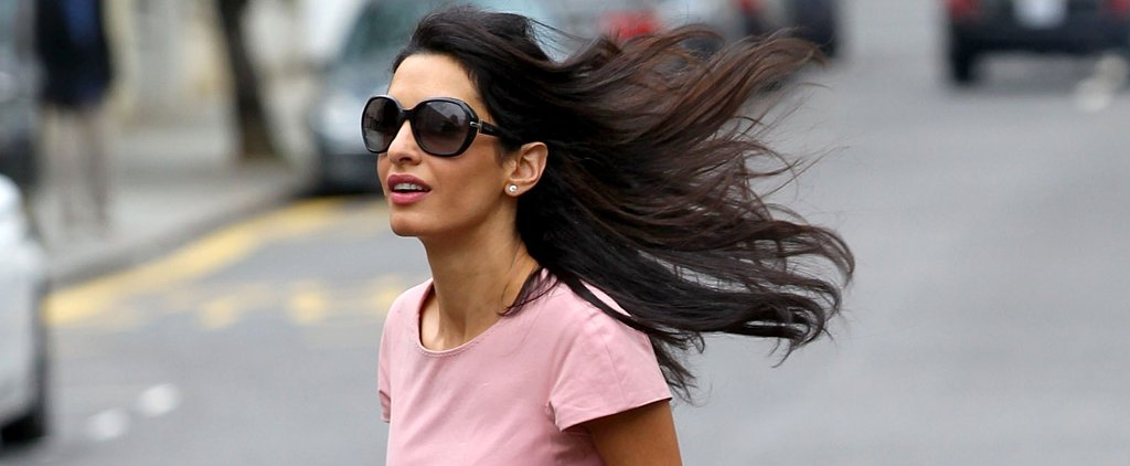 Amal Alamuddin's Style Is Pretty Much Flawless