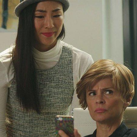 POPSUGAR's Seriously Distracted Starring Amy Sedaris Is Coming Tomorrow —Watch a Sneak Peek!