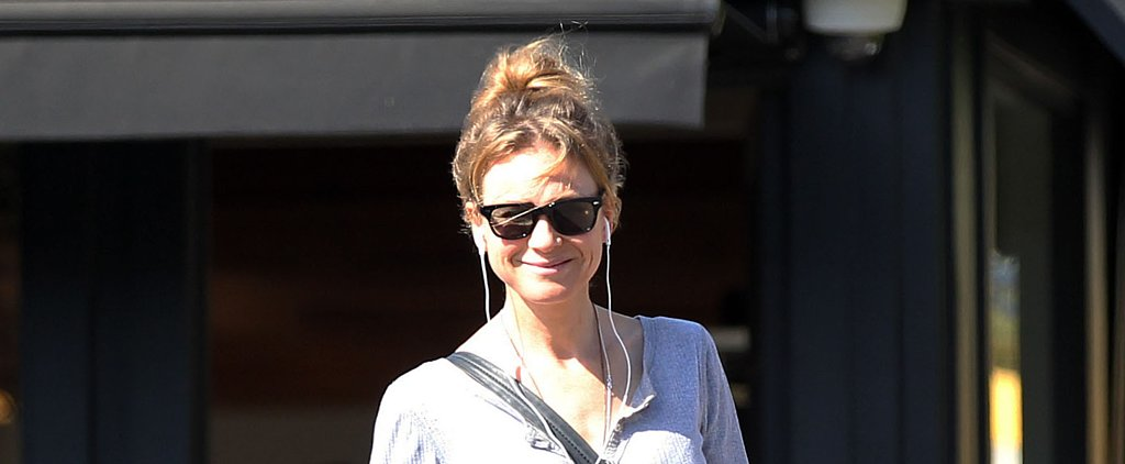 Renée Zellweger Has Something to Smile About: A Great Workout