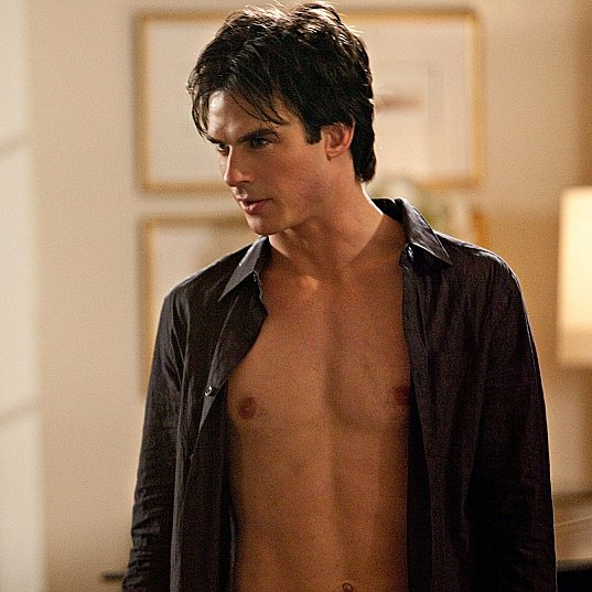 Every Time Damon Has Danced on The Vampire Diaries Is Pure Gold