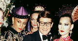 See Glorious Backstage Photos From Yves Saint Laurent's Heyday