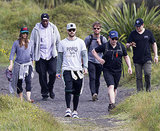 Jessica Biel, Justin Timberlake Go Hiking In New Zealand: Pictures