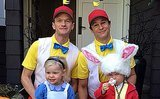 The Amazing Burtka-Harris Halloween Costumes