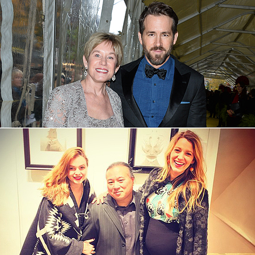 Ryan Reynolds and Blake Lively Top Off Their Big Week With Cute Moments