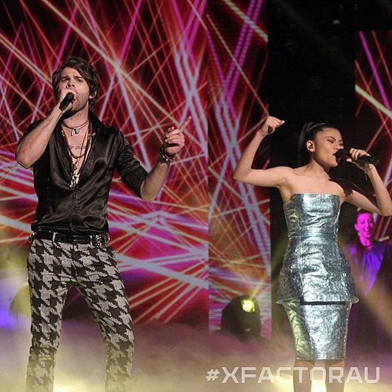 Marlisa Punzalan Is the Winner The X Factor Australia 2014