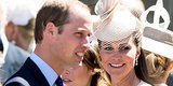 Kate Middleton And Prince William's Second Baby Due In April