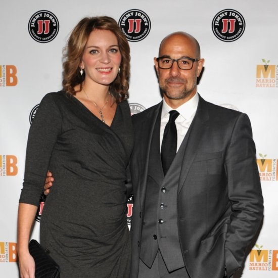Stanley Tucci's Wife Felicity Blunt Pregnant