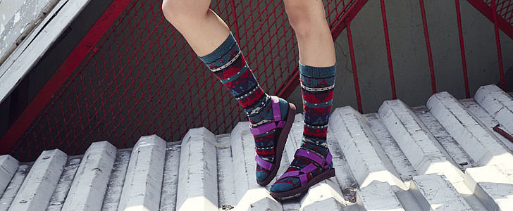 Would You Ever Wear Socks With Sandals?