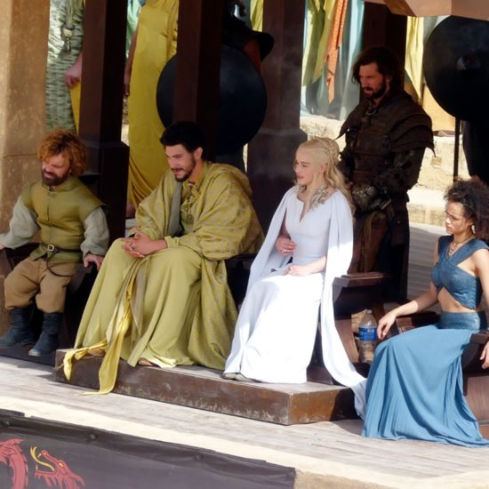 Spoiler Alert: Get a Sneak Peek of Game of Thrones Season 5!