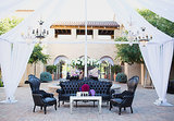 Get Some Gothic Glam Decor Inspiration from Our Orange County Market Mixer