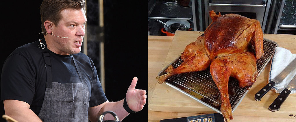 Tyler Florence's New Way to Cook Turkey Will Blow Your Mind