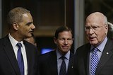 Senator Leahy Blasts DEA For Impersonating Woman On Facebook