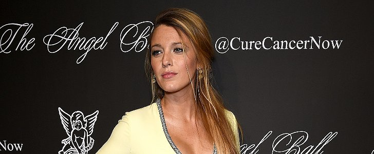 Blake Lively's Maternity Style Just Keeps Getting Better