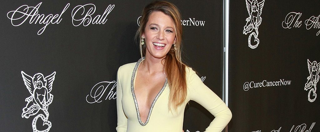 Only Blake Lively Can Make a Baby Bump This Sexy