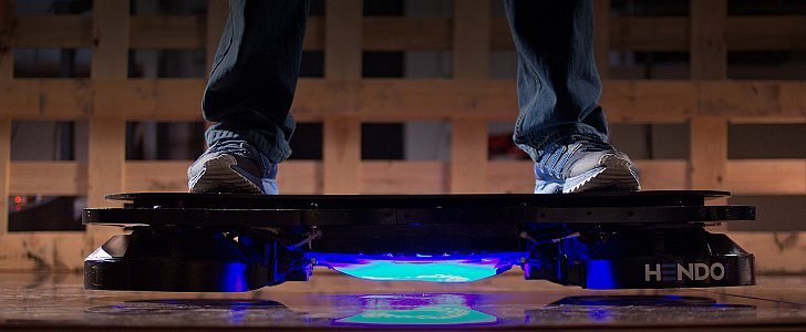It's Real! Marty McFly's Hoverboard Is Now on Kickstarter