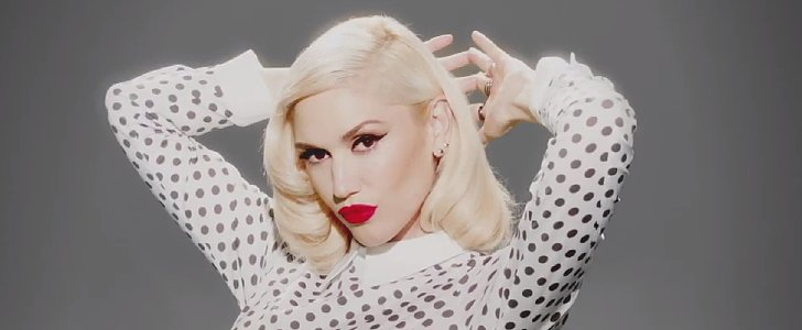 Gwen Stefani's Upbeat New Video Will Make You Love Her New Song