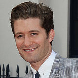See Matthew Morrison's First Wedding Picture!