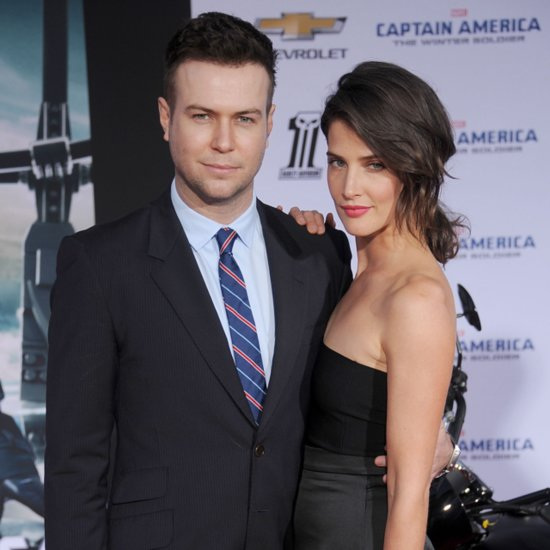 Cobie Smulders and Taran Killam Are Expecting Their Second Child