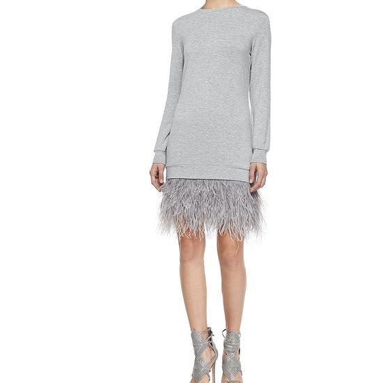 Style Points: Winter's Must-Wear Sweatshirt Dress