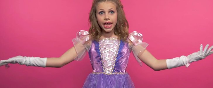 Whoa! Watch Little Girls Yell F*ck in the Name of Feminism