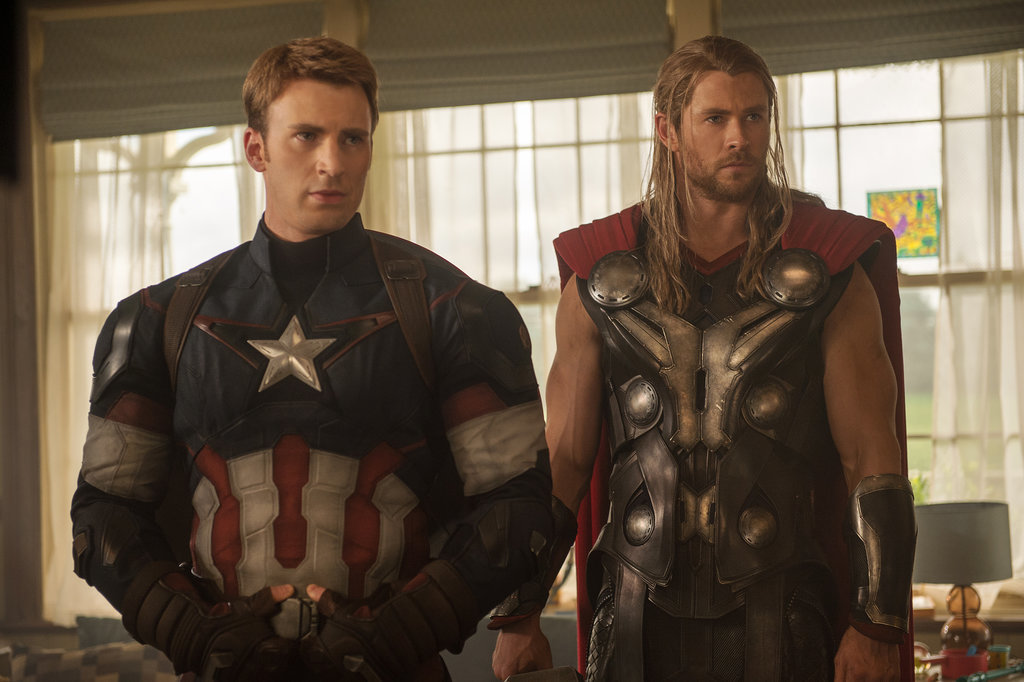 The Avengers: Age of Ultron Trailer Is Here and It's Crazy Action-Packed