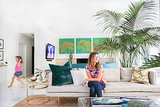 Room of the Day: A Playful Palm Springs Style in L.A. (10 photos)