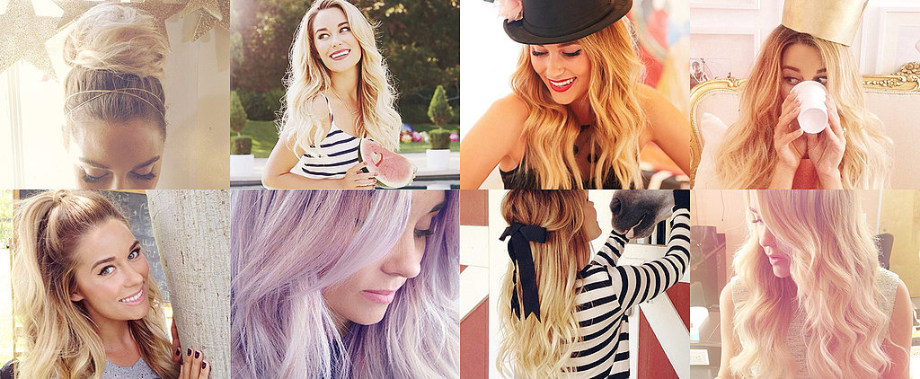 Lauren Conrad's Hair Should Have Its Own Instagram
