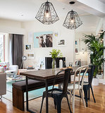 Room of the Day: Dividing a Living Area to Conquer a Space Challenge (12 photos)