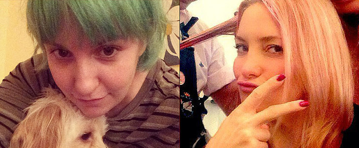 Rainbow Hair, Don't Care! 32 Ultrabright Celebrity Dye Jobs