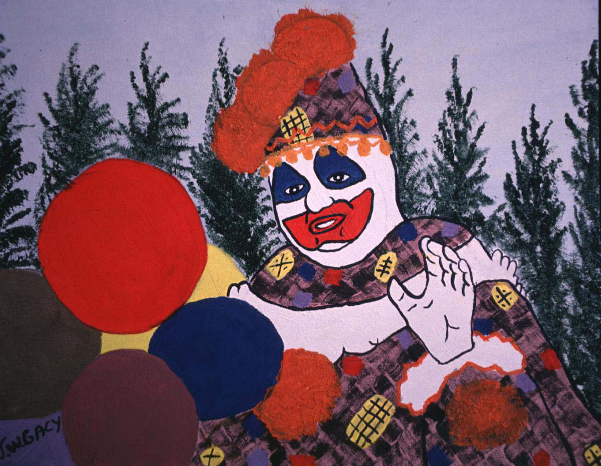 Real clown killers who inspired twisty popsugar for Real art for sale