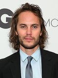 Joshua Jackson and Taylor Kitsch at the GQ Gentleman's Ball in New York