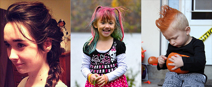 Hair-Raising Halloween Hair Ideas For Kids of All Ages