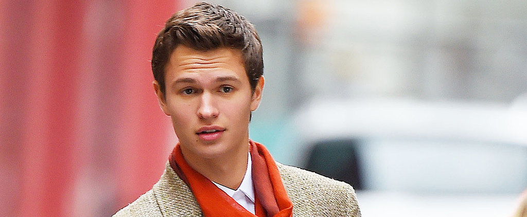 Ansel Elgort Will Click His Heels Right Into Your Heart