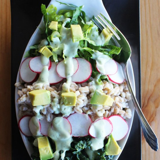 The Light and Filling Fall Salad You'll Crave