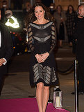 Kate Middleton Rocks the Perfect LBD at London Gala