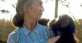 Young Fans Cry in the Presence of Jane Goodall, Rock Star