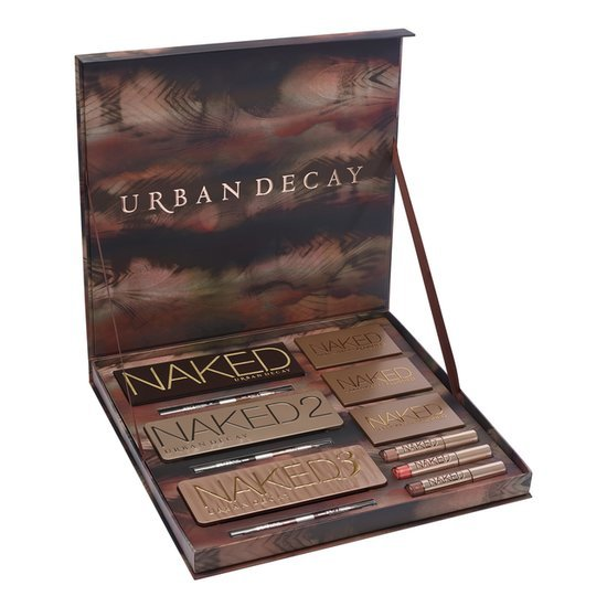 Urban Decay Naked Vault Palette Details And Pictures