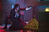 Keanu Reeves Back on Top in John Wick