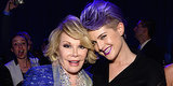 Kelly Osbourne Pays Tribute To Joan Rivers With New Tattoo