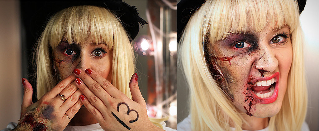 Turn Your Favorite Celebrity Into a Zombie This Halloween