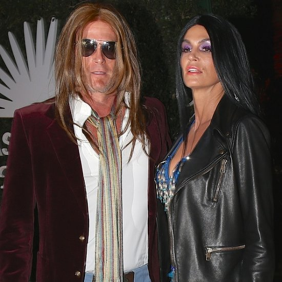 Stars Kick Off Halloween in Costume at the Casamigos Party