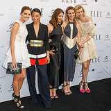 Celebs And Fashion Bloggers 2014 ELLE Australia Style Awards
