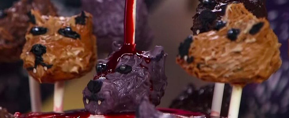 Geek Out Your Halloween With Direwolf Desserts