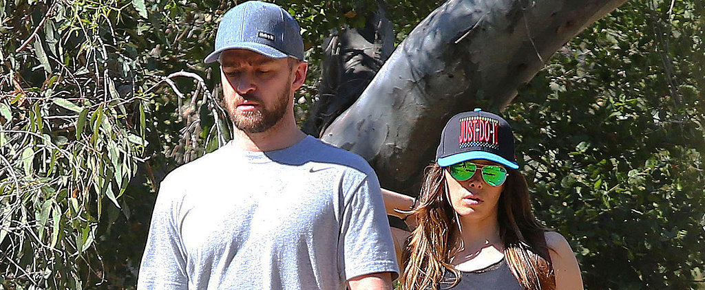 Jessica Biel Hikes With Justin Timberlake as Pregnancy Rumors Heat Up