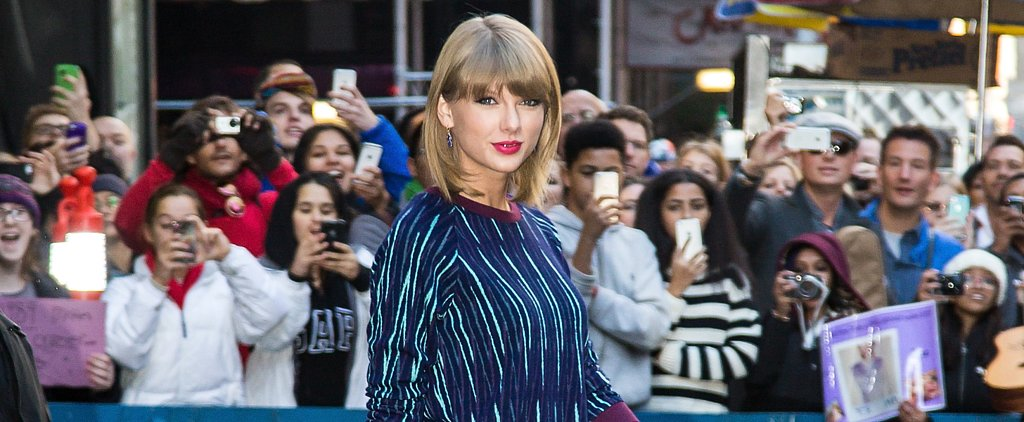 How You Can Copy Taylor Swift's Sweet-Girl Style