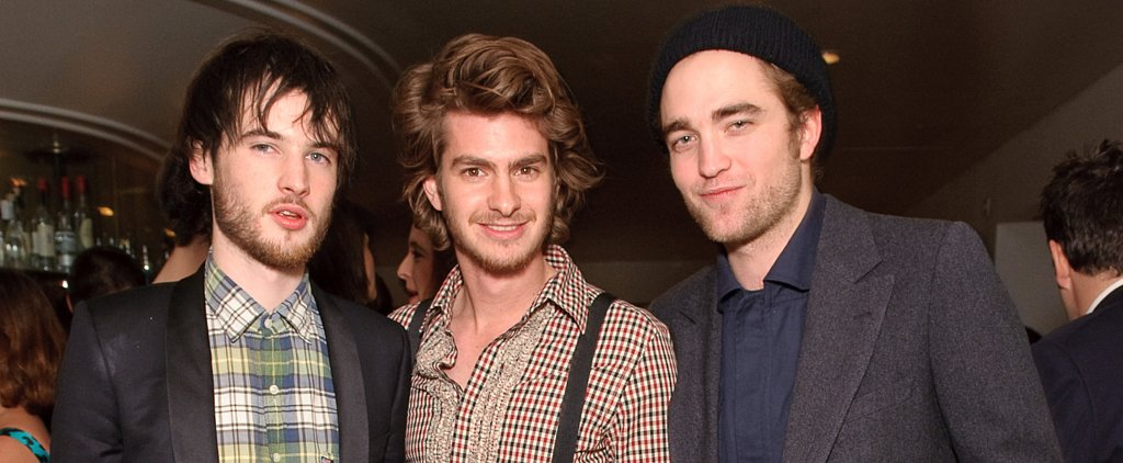 15 Pictures of Hot British Actors Being Hot Together