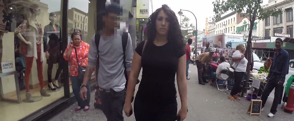 Watch This Woman Get Harassed on the Street 100+ Times in 10 Hours