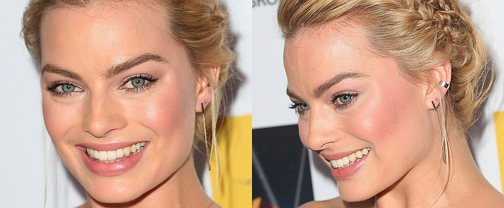 Copy Margot Robbie's Perfect Summer Hairstyle