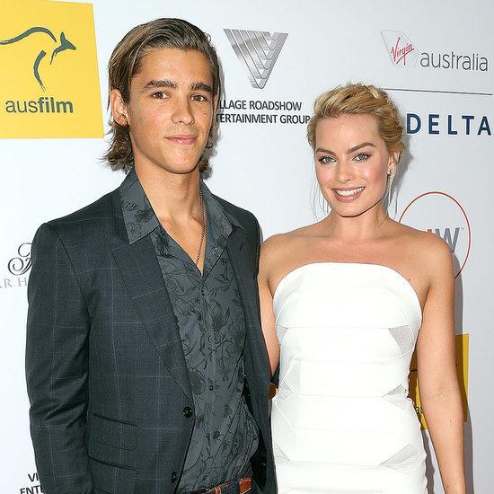 Margot Robbie at Australians in Film Gala Dinner 2014
